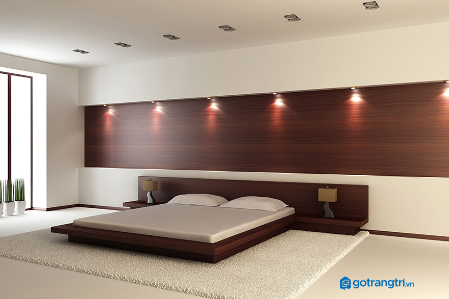 Nên dùng giường ngủ làm từ gỗ gì?