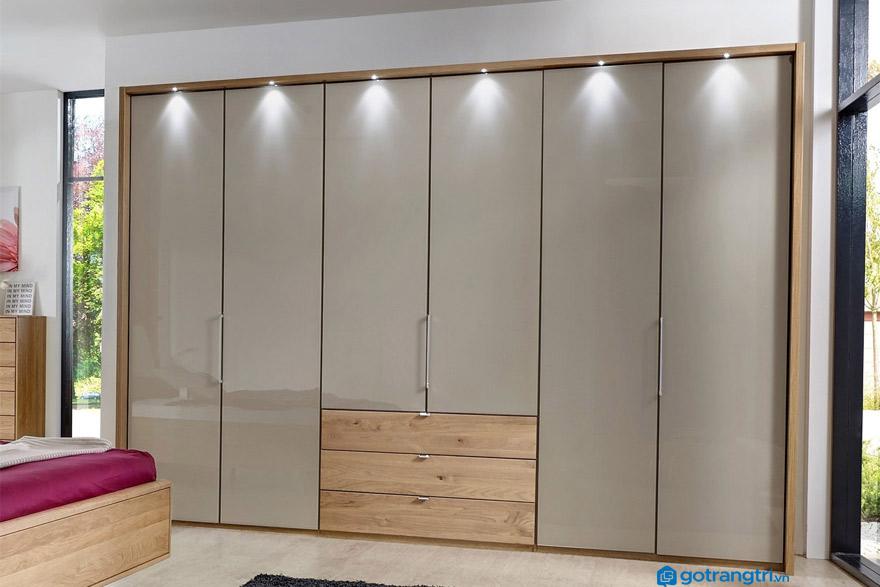 ó nên mua tủ quần áo bằng gỗ công nghiệp?