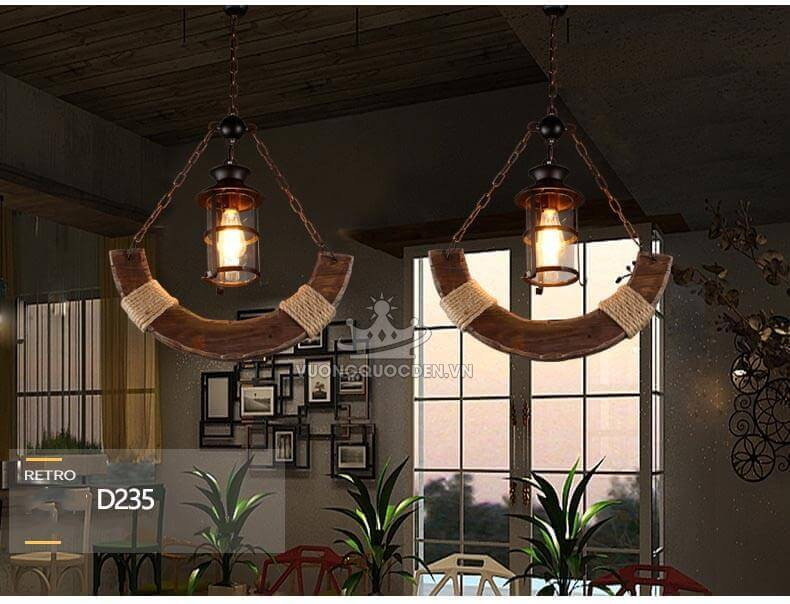 Tìm hiểu xu hướng sử dụng đèn trang trí bằng gỗ
