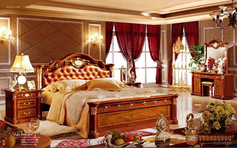 Kích thước tab đầu giường