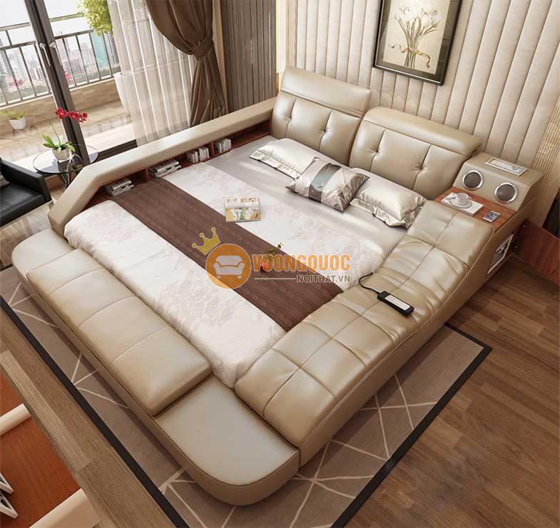 Giường ngủ massage cao cấp nhập khẩu