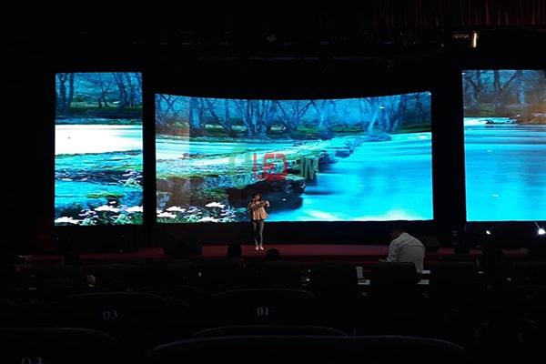 Dự án thi công màn hình led tại I miss thăng long 4
