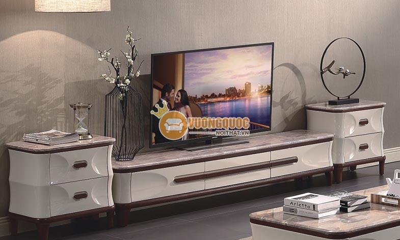 Kệ tivi hiện đại kiểu dáng đa dạng