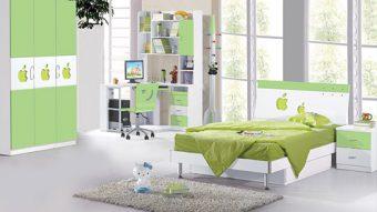 Tầm quan trọng của phòng ngủ cho bé mệnh Mộc
