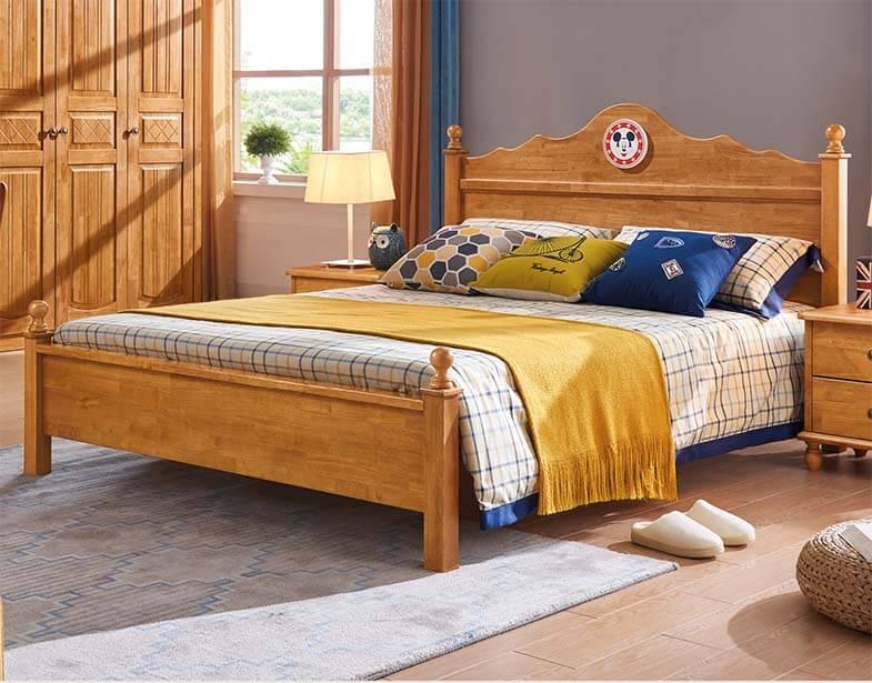 Vị trí kê giường ngủ