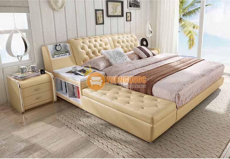 Giường ngủ cao cấp khẳng định đẳng cấp