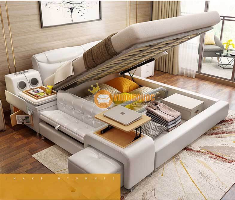 Gói bảo hành giường ngủ hiện đại đa năng