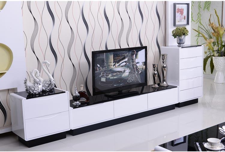 Kiểu dáng kệ tivi hiện đại phải phù hợp với kiến trúc nhà nhỏ