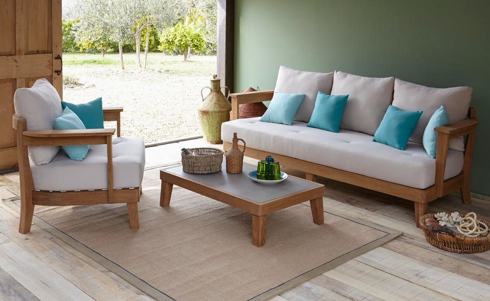 Hiểu biết chung về sofa gỗ phòng khách hiện đại