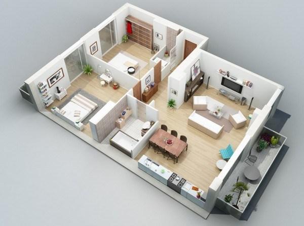 Những mẫu thiết kế nội thất đẹp