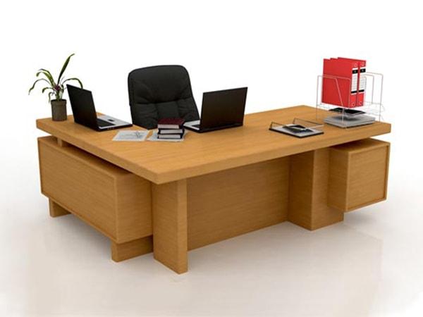 Tại sao kích thước bàn làm việc giám đốc phải đạt chuẩn?