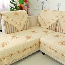 Thảm trải ghế sofa mùa hè