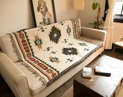 Thảm trải ghế sofa vintage