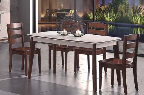 Bàn ghế ăn gỗ - chất lượng cao cấp