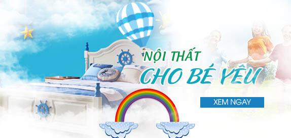 Showroom giường tầng trẻ em giá rẻ, chất lượng tại TPHCM